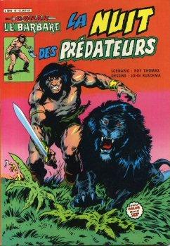 Conan le Barbare - La Nuit des prédateurs
