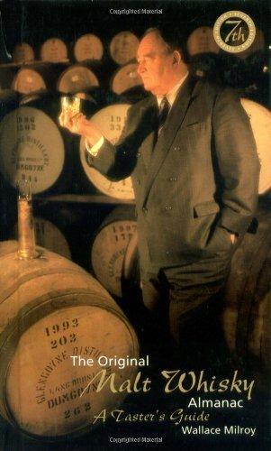 The Original Malt Whisky Almanac: A Taster's Guide by Wallace Milroy (1998-11-01) par Wallace Milroy