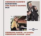 Gheorghe Zamfir'S Repertoire for Piano & Panpipe d