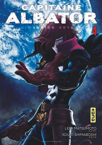 Capitaine Albator - Dimension voyage, Tome 4 :