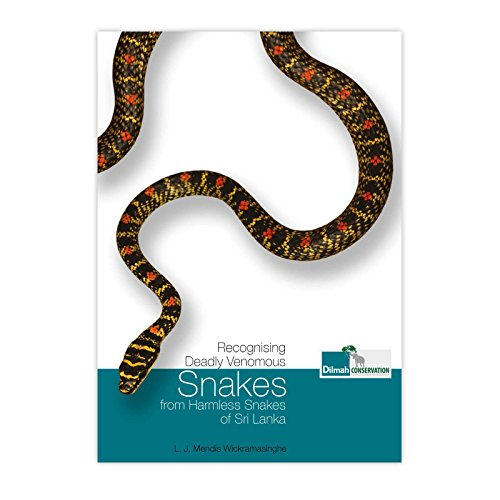 recognizing-deadly-venomous-snakes-from-harmless-snakes-of-sri-lanka-english-edition