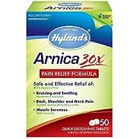 Hylands - Arnica Pain Relief Formula 30 X - 50 compresse a rapida dissolvenza