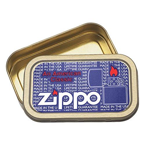 Zippo 3D 1oz Tobacco stagno