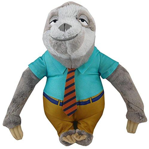 Zootropolis 11 pulgadas flash, el perezoso suave felpa juguete Figura - Zootopia Película - TV y Cine Carácter Juguetes