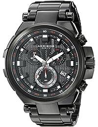 Akribos XXIV Reloj de cuarzo Man AK861BK 51 mm