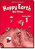Happy Earth - Activity Book 1 (1Cédérom)