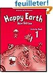 Happy Earth : Activity Book 1 (1C�d�rom)