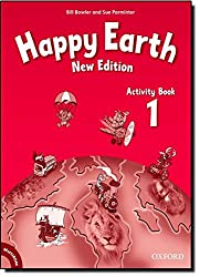 Happy Earth 1. Activity Book (Happy Second Edition)