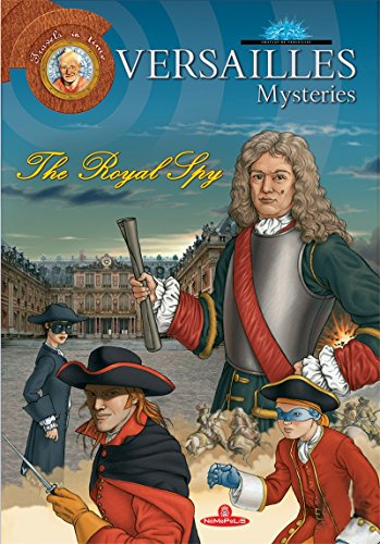 Versailles Mysteries 2 The Royal spy auf Englisch