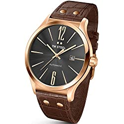 TW Steel Slim Line Unisex Watch 45 mm-TW 1312