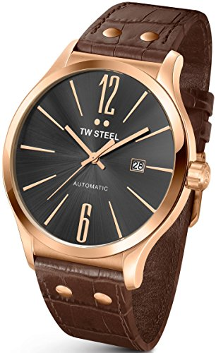 TW Steel Slim Line Unisex Watch 45mm-TW 1312