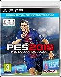#5: PES 2018 (PS3)