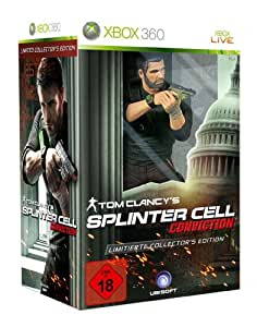 Tom Clancy's Splinter Cell: Conviction - Collector's Edition