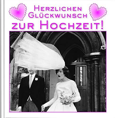 sch zur Hochzeit!: Geschenkbuch mit lustigen Sprüchrn für das Brautpaar ()