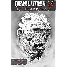 Devolution Z February 2016: The Horror Magazine: Volume 7