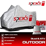 Speeds Quad ATV Allwetter Faltgarage Abdeckplane Gr. L 226 x 127 x 120cm