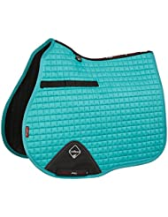 LeMieux Prosport Lustre usage polyvalent / carré en daim sacoche de selle
