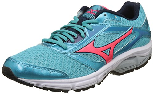 Mizuno Women's Wave Impetus 4 Capri Running Shoes - 7 UK/India (40.5 EU)(J1GD161360)