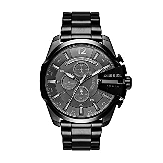 Diesel Analog Black Dial Men's Watch-DZ4355