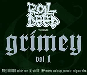 Roll Deep Presents Grimey Vol.1 [CD + DVD]