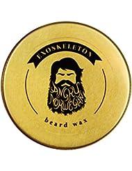 Angry Norwegian exosceleton Beard Wax–Cire mittelfestes Barbe