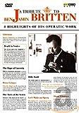 Coffret 8 Dvd De Benjamin Britten [(+libro)] [Import italien]