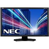 NEC Multisync PA272W 68,5cm 27Zoll LED Display AH-IPS LED Backlight 16:9 350cd 1000:1 6ms analog+digital Display Port schwarz