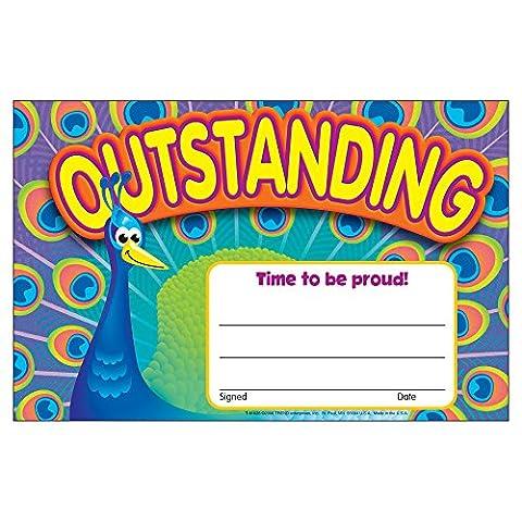 Trend Outstanding-Peacock Certificates