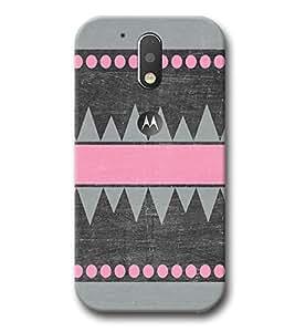GoTrendy Back Cover for Motorola Moto G4 Plus