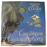 Canario - Caribbean Cocktail Party - CD mit 12 Musiktiteln