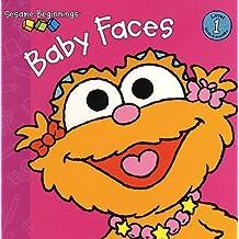 Baby Faces (Sesame Street) (Sesame Beginnings) by Wendy Cheyette Lewison (2002-05-28)