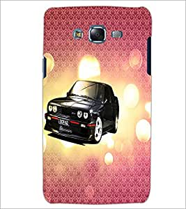 PrintDhaba Car D-3430 Back Case Cover for SAMSUNG GALAXY ON 5 (Multi-Coloured)