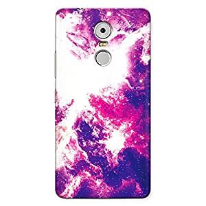 Xiaomi Redmi Note 4 Premium Stylish Printed Designer Hard Back Cover Case | Galaxy View | Space | Colorful | Quikry | Scratch Proof | Lifetime Printing Guarantee | HD Printing Quality | Waterproof | Durable | Slim Light Weight | Matte Polycarbonate Plastic Case Cover | 3 Side Edge to Edge Printing - Crazyink