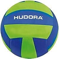 Hudora Mega - Pelota de voleibol de playa (40,5 cm)