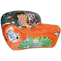 Preisvergleich für Beachart Aufblasbarer Sessel Bimbi Orange Fantasie