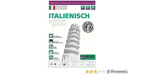 Birkenbihl Sprachen Italienisch Gehirn Gerecht 1 Basis Vera F