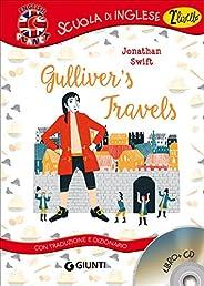 Gulliver's travels. Con traduzione e dizionario. Con CD-Audio [Lingua ingl