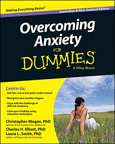 Overcoming Anxiety for Dummies - Australia / Nz por Christopher Mogan