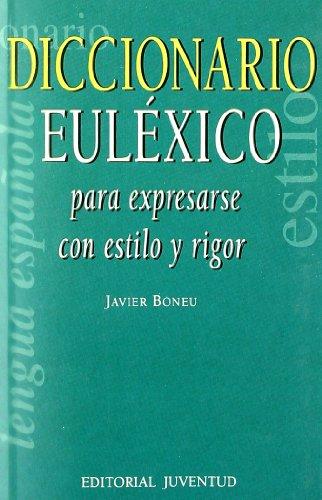 Diccionario Eulexico (DICCIONARIOS - TECNICOS)