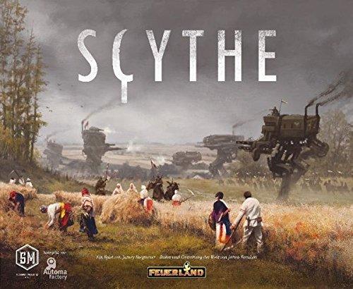 div Scythe (deutsch)