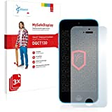3x Vikuiti MySafeDisplay Protector de Pantalla DQCT130 de 3M para Goophone i5c