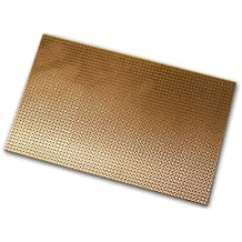 Euro-Platine 160x100 mm Lochrasterplatine Kupfer