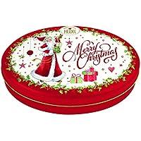 Confiserie Heidel Präsentdose Weiße Weihnacht, 1er Pack (1 x 215 g)