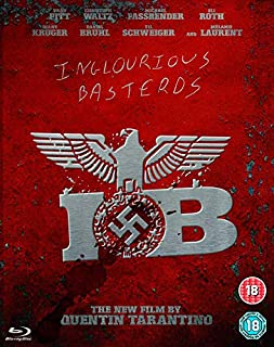 Inglourious Basterds Limited Edition [Blu-ray] (B002SG7KNO) | Amazon price tracker / tracking, Amazon price history charts, Amazon price watches, Amazon price drop alerts