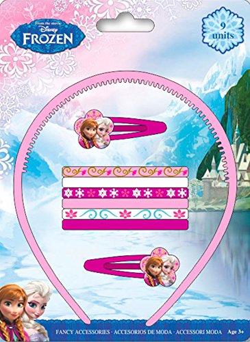 Disney Die Eiskönigin Völlig unverfroren - Haarschmuck [UK Import]