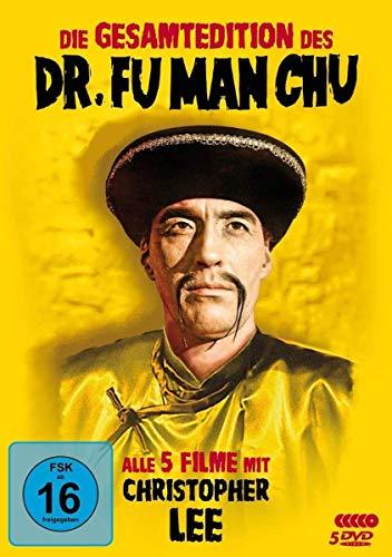Dr. Fu Man Chu Gesamtedition - Alle 5 Filme auf 5 DVDs (Fernsehjuwelen)