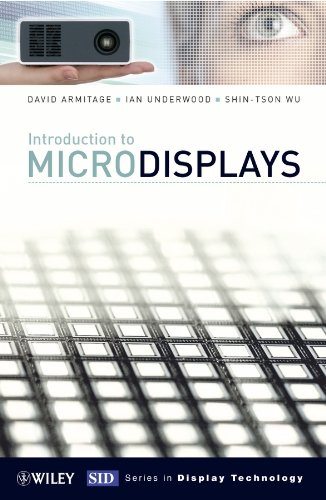 Introduction to Microdisplays (Wiley-sid Series in Display Technology) 1 Hdtv Display