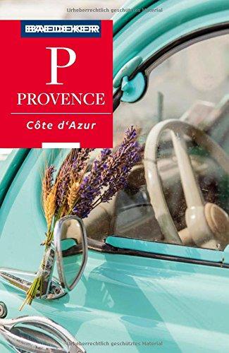 Baedeker Reiseführer Provence, Côte d'Azur: mit praktischer Karte EASY ZIP