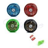 Lamdoo popular Light Up yoyo palla per giocoleria Toy Fancy Move lampeggiante LED colore casuale