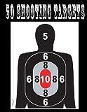 Best Self Defense Pistols - 50 Shooting Targets Silhouette, Target or Bullseye: Great Review